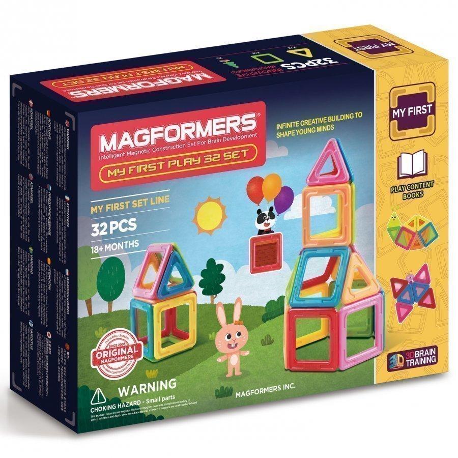 Magformers My First Play 32 Set Rakennuspalikat