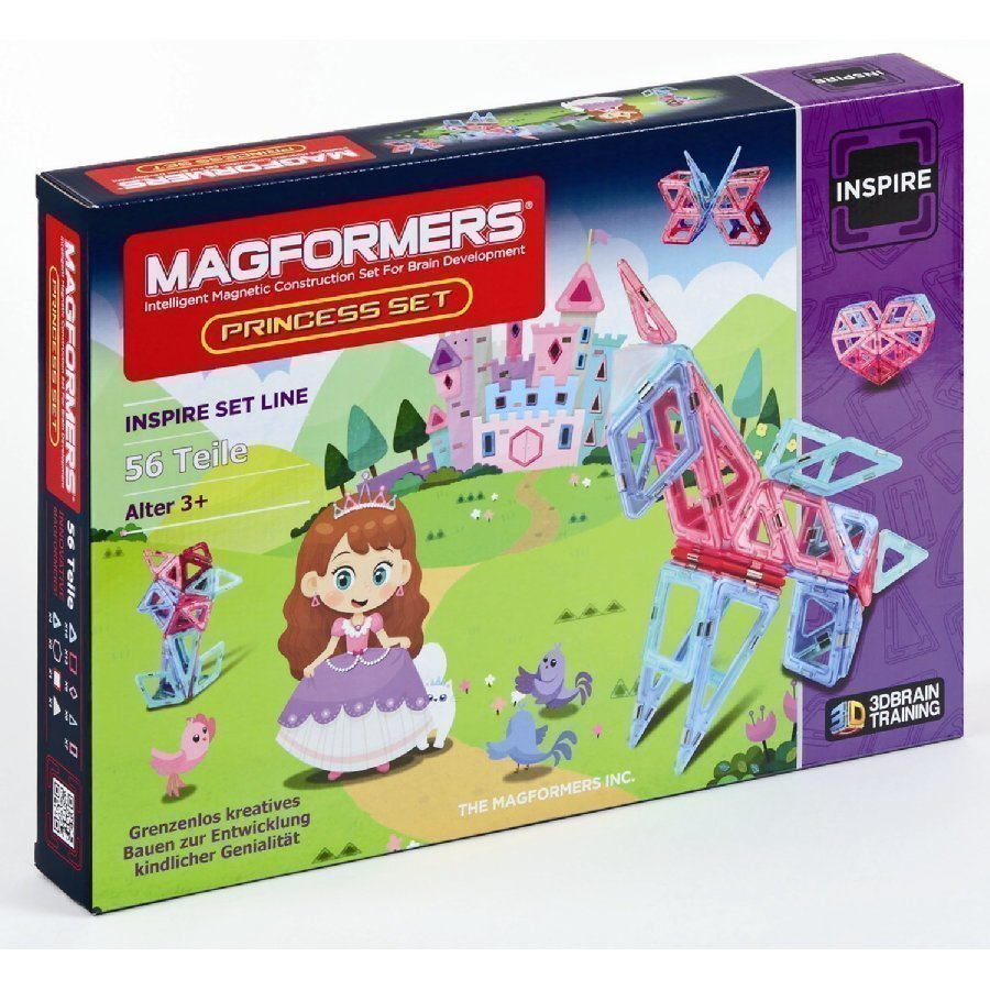 Magformers Princess Setti 56
