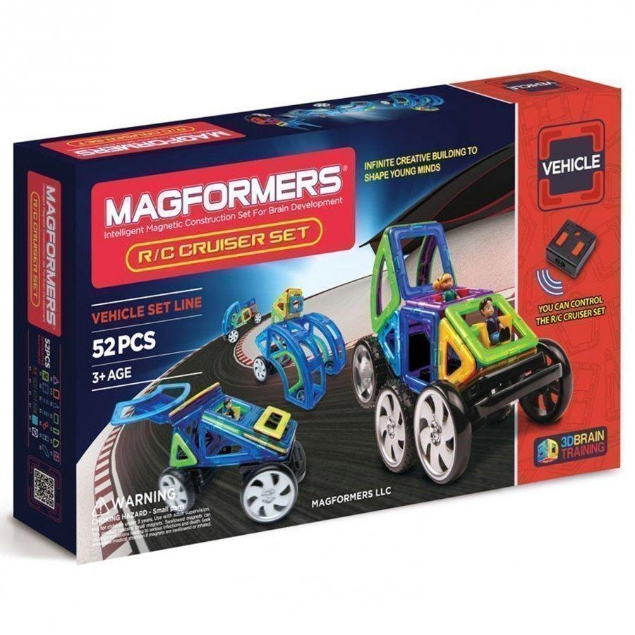 Magformers R/C Cruiser 52 Piece Set Rakennuspalikat
