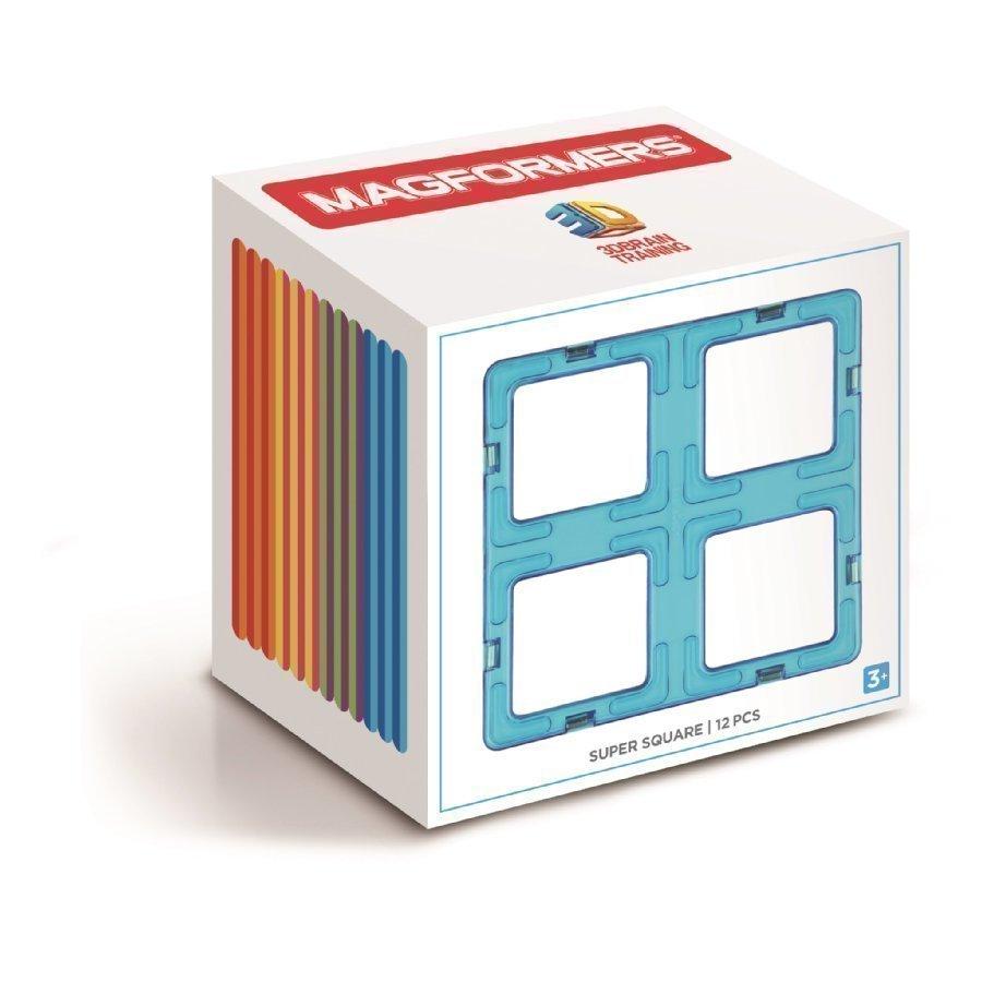 Magformers Super Square 12 Setti