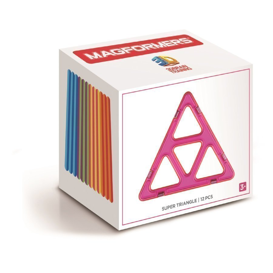 Magformers Super Triangle 12 Setti