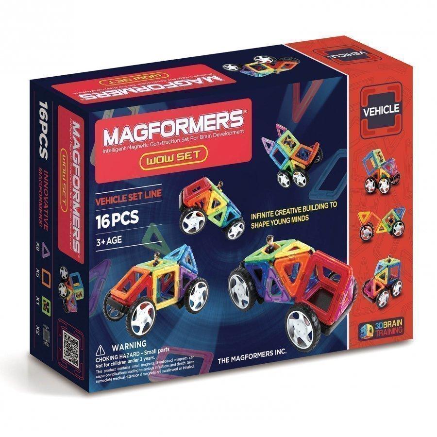 Magformers Wow Set Rakennuspalikat