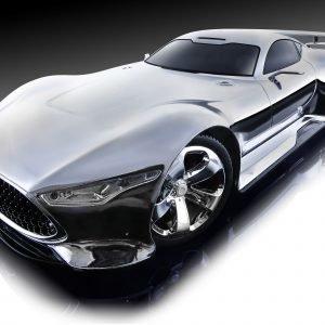 Maisto 1:18 Rc Mercedes Amg Vision