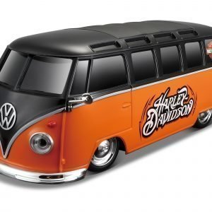 Maisto 1:24 R / C Custom Vw Bus Samba