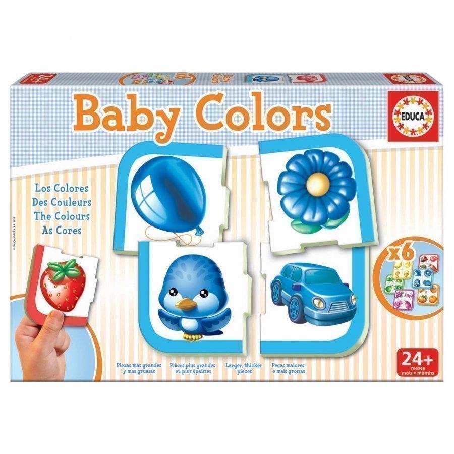 Maki Baby Colors Aktiviteettilelu