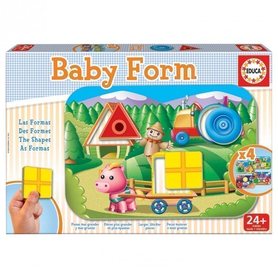 Maki Baby Form Aktiviteettilelu
