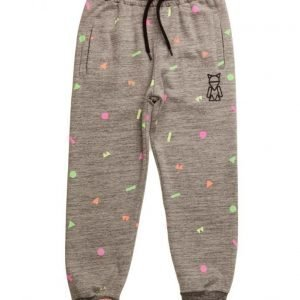 Mallow Inky Sweatpants With Low Crotch