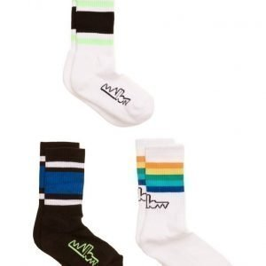 Mallow Olli Tube Socks 3-Pack