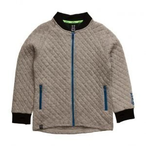 Mallow Skuup Quilted Sweatshirt With Zip