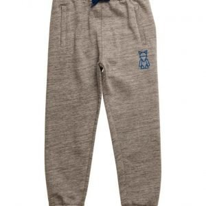 Mallow Wipe Sweatpants With Low Crotch
