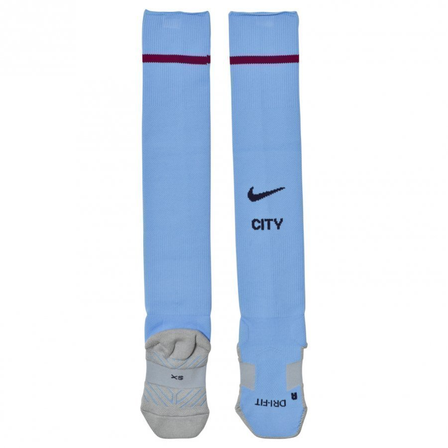 Manchester City Fc Blue Home Socks Jalkapallosukat