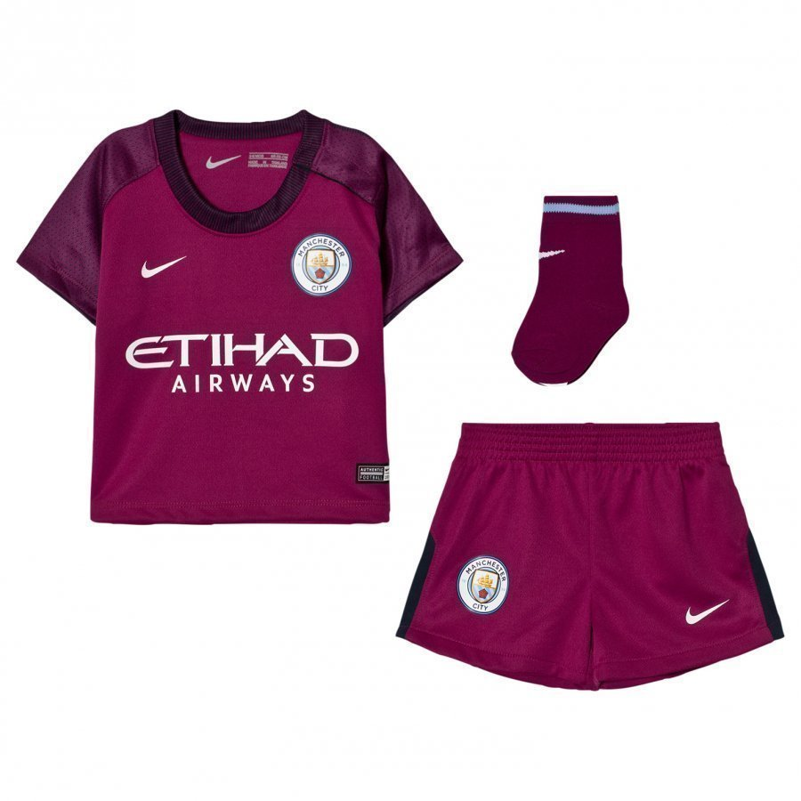 Manchester City Fc Infant Away Kit Jalkapalloasu