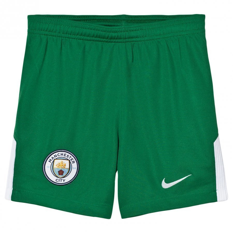 Manchester City Fc Junior Goalkeeper Stadium Short Jalkapalloshortsit