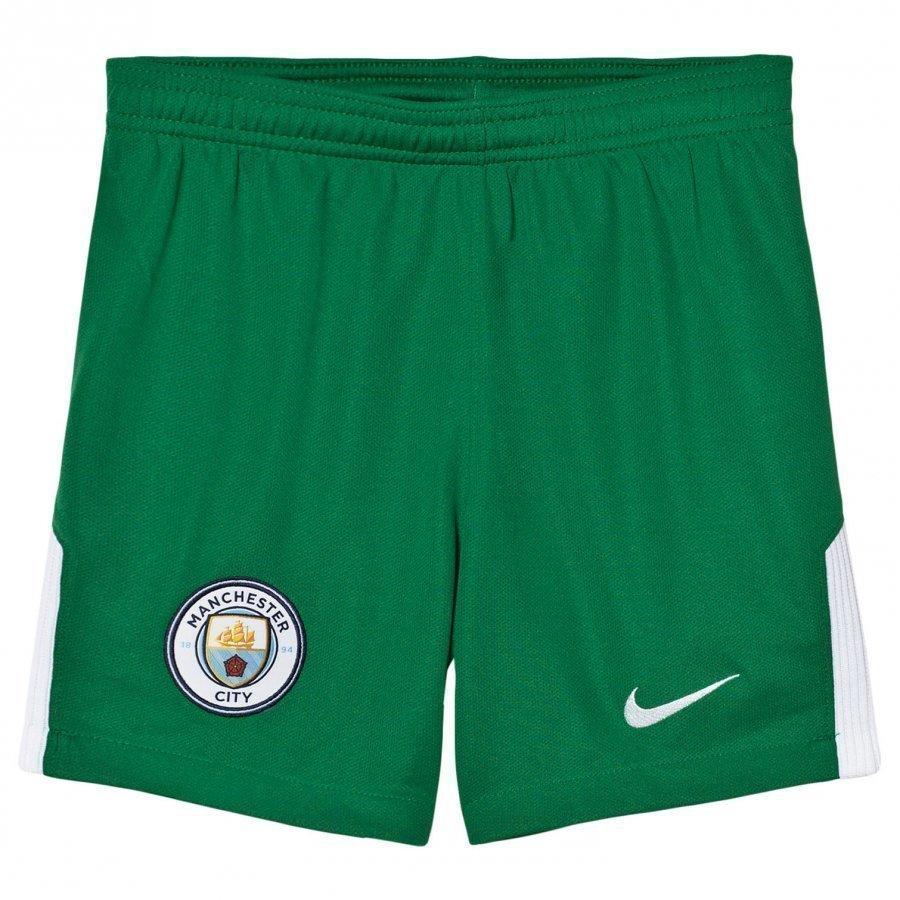 Manchester City Fc Junior Goalkeeper Stadium Short Jalkapalloshortsit