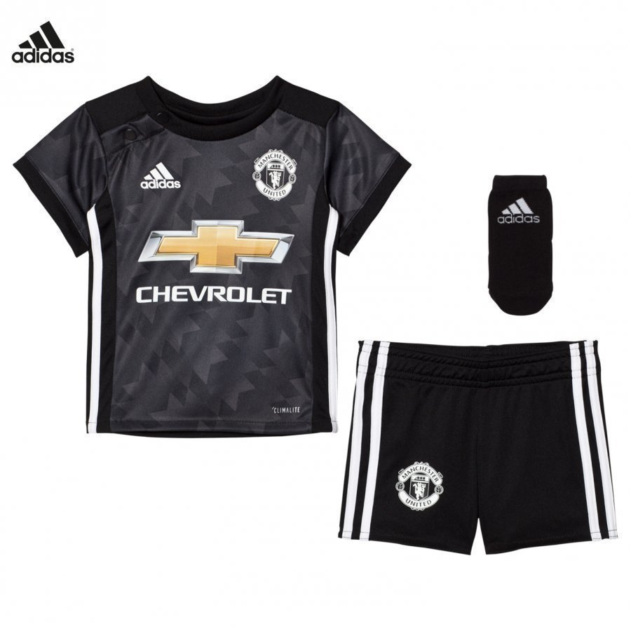 Manchester United Fc ´17 Baby Away Kit Jalkapalloasu