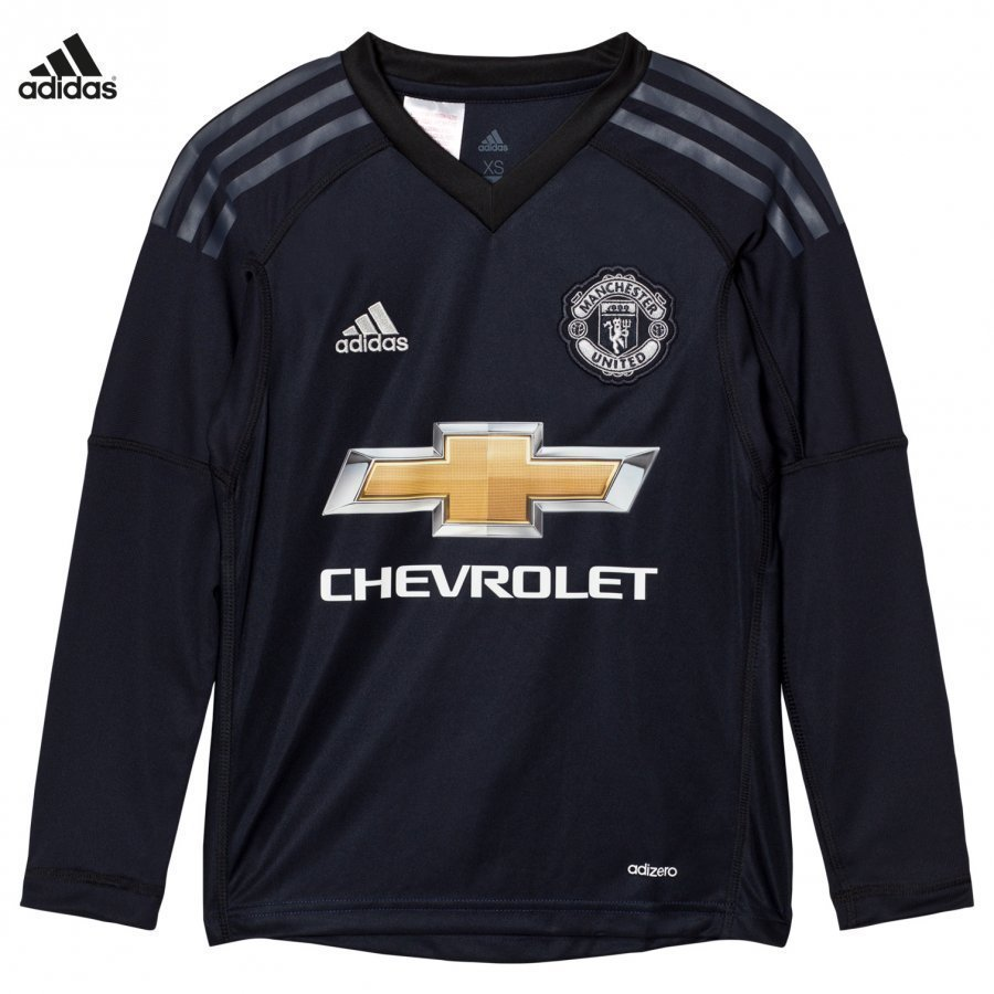 Manchester United Fc ´17 Junior Home Goal Keeper Shirt Jalkapallopaita