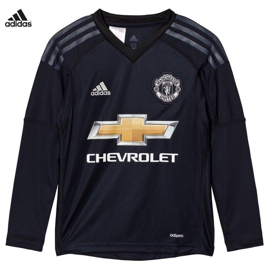 Manchester United Fc ´17 Junior Home Goal Keeper Shirt Jalkapallopaita