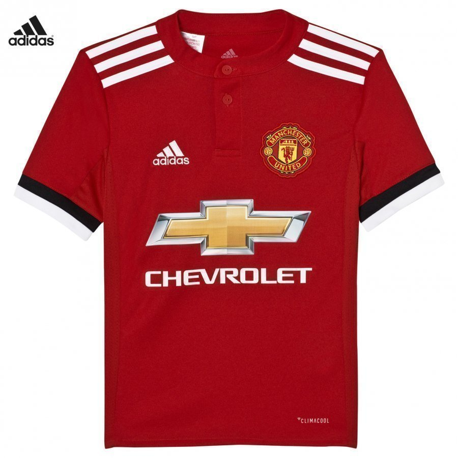 Manchester United Fc ´17 Junior Home Shirt Jalkapallopaita