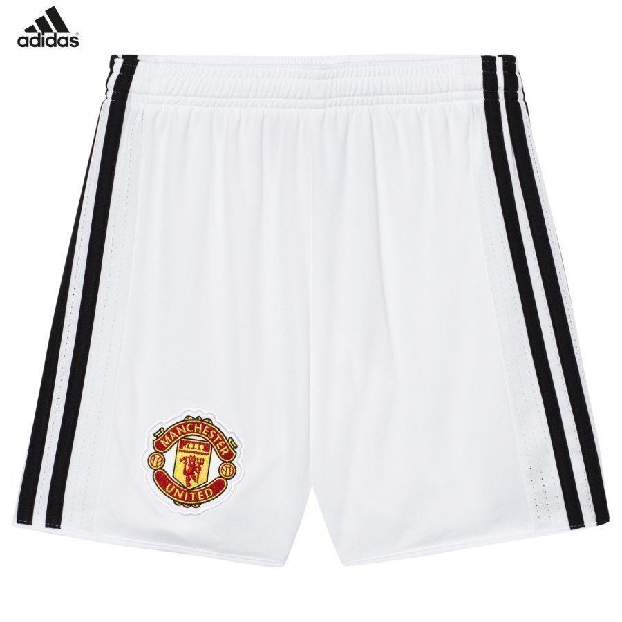Manchester United Fc ´17 Junior Home Shorts Jalkapalloshortsit