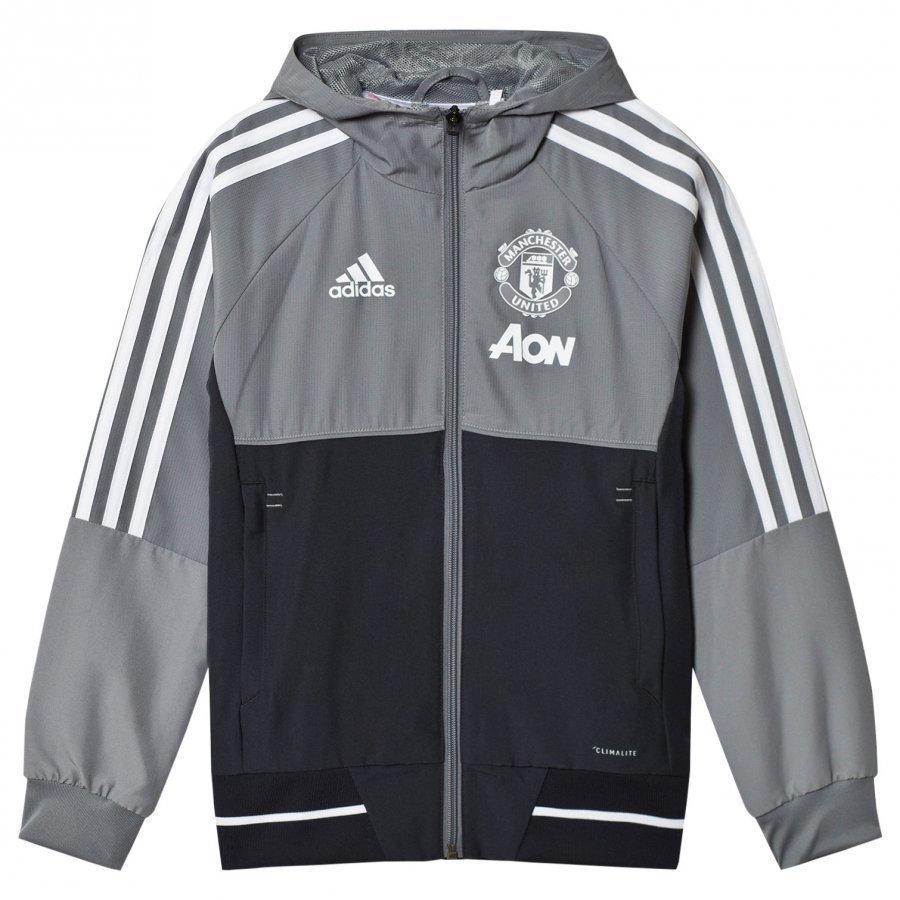 Manchester United Fc ´17 Junior Pre Match Jacket Jalkapallotakki