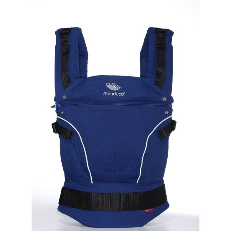 Manduca Kantoreppu Purecotton Royal Blue