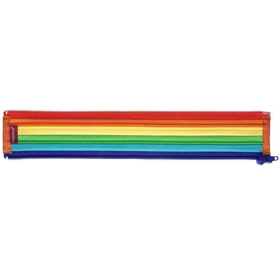 Manduca Selkänojapidennin Zipin Rainbow