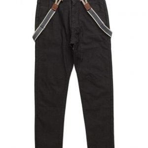 Mango Kids Braced Trousers