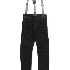 Mango Kids Braces Jeans