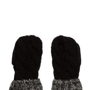 Mango Kids Chunky-Knit Gloves