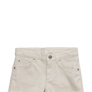 Mango Kids Color Denim Shorts