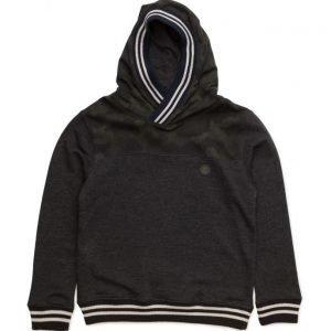 Mango Kids Contrasting Design Sweatshirt