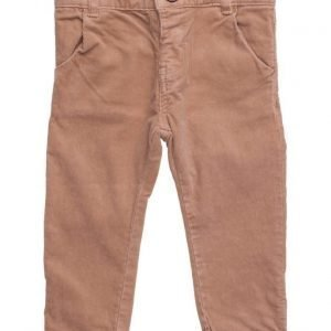 Mango Kids Corduroy Slim-Fit Trousers