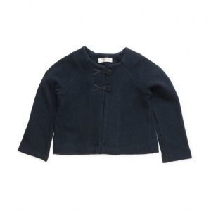 Mango Kids Cotton-Blend Cardigan