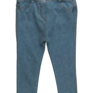 Mango Kids Cotton-Blend Jeggings