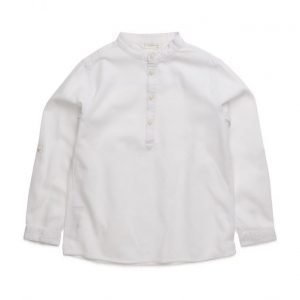 Mango Kids Cotton Mao Shirt