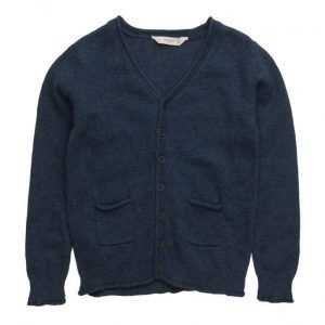 Mango Kids Cotton Wool-Blend Cardigan