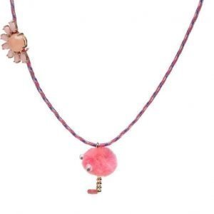 Mango Kids Crystal Embellishment Necklace