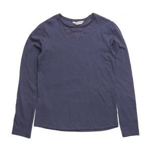 Mango Kids Decorative Appliqu T-Shirt