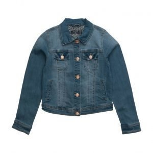 Mango Kids Denim Jacket
