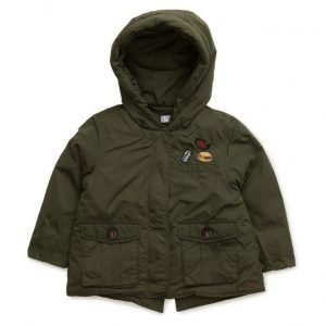 Mango Kids Detachable Gilet Jacket