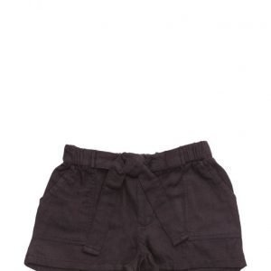 Mango Kids Drawstring Waist Shorts
