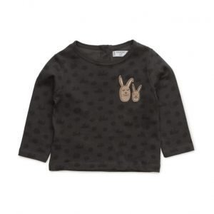 Mango Kids Embroidered Cotton Shirt