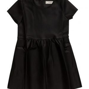 Mango Kids Faux-Leather Dress