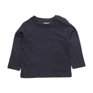 Mango Kids Flecked Cotton-Blend T-Shirt