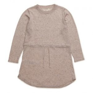 Mango Kids Flecked Jersey Dress
