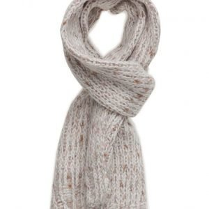 Mango Kids Flecked Knit Scarf