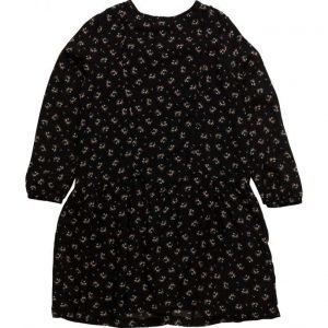 Mango Kids Flower Print Dress