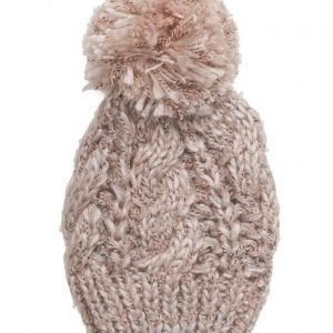 Mango Kids Knit Bobble Beanie
