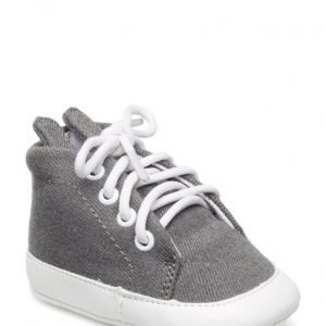Mango Kids Lace-Up Sneakers
