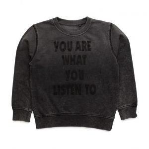 Mango Kids Message Cotton Sweatshirt